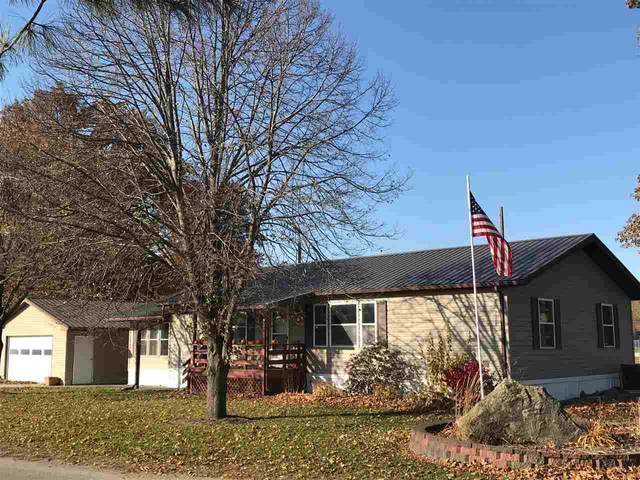 444 Park Drive, Harpers Ferry, IA 52146 (MLS #20205614) :: Amy Wienands Real Estate