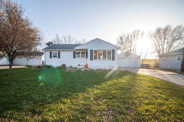 225 Pleasant Drive, Hudson, IA 50643 (MLS #20205627) :: Amy Wienands Real Estate