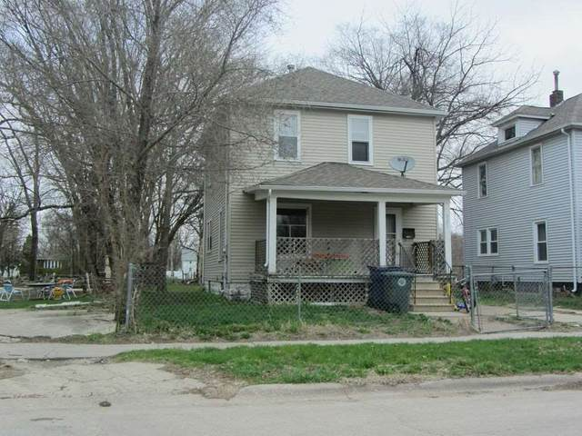 327 Webster, Waterloo, IA 50703 (MLS #20205662) :: Amy Wienands Real Estate