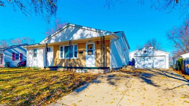 1647 Locke Avenue, Waterloo, IA 50702 (MLS #20205705) :: Amy Wienands Real Estate
