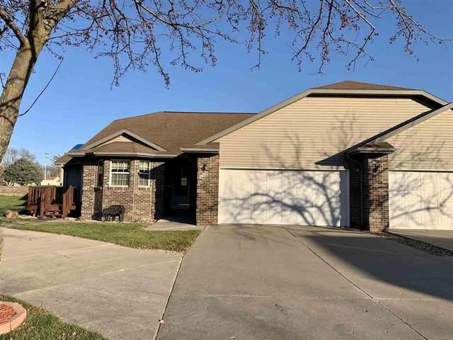 408 Arthur Street, Gladbrook, IA 50635 (MLS #20205709) :: Amy Wienands Real Estate