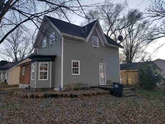 1103 Water, New Hartford, IA 50660 (MLS #20205710) :: Amy Wienands Real Estate