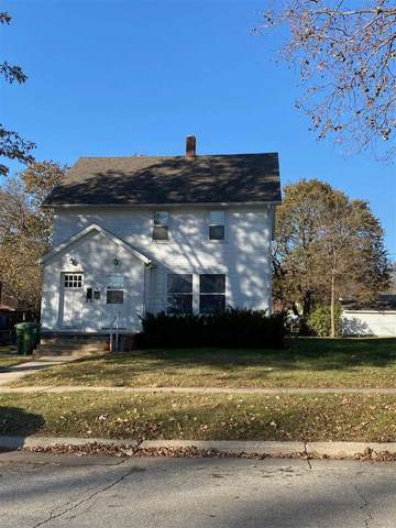 507 1st Avenue, Charles City, IA 50616 (MLS #20205764) :: Amy Wienands Real Estate