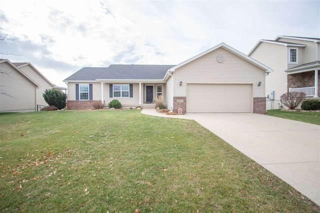 1625 Quail Run Lane, Cedar Falls, IA 50613 (MLS #20205834) :: Amy Wienands Real Estate