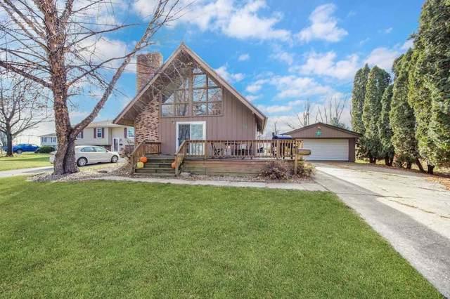 1019 Iowa Street, Laporte City, IA 50651 (MLS #20205836) :: Amy Wienands Real Estate