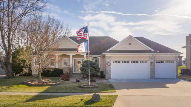 1826 Donald Drive, Cedar Falls, IA 50613 (MLS #20205843) :: Amy Wienands Real Estate