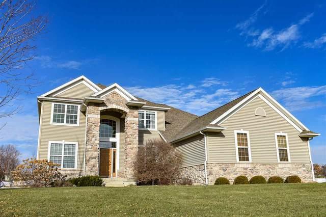 3109 Waterbury Drive, Cedar Falls, IA 50613 (MLS #20205853) :: Amy Wienands Real Estate