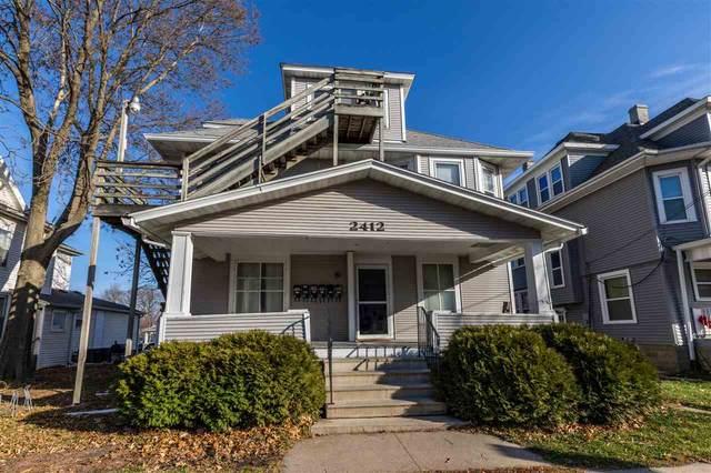 2412 Olive Street, Cedar Falls, IA 50613 (MLS #20205857) :: Amy Wienands Real Estate