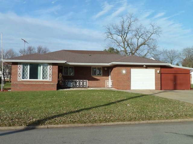 608 E Spring Street, New Hampton, IA 50659 (MLS #20205869) :: Amy Wienands Real Estate