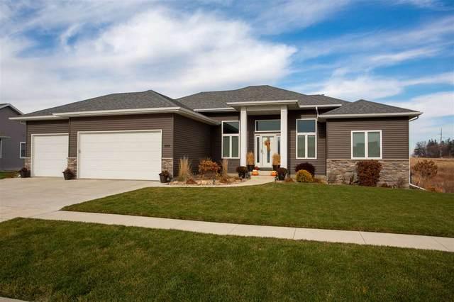 4203 Berry Hill Road, Cedar Falls, IA 50613 (MLS #20205893) :: Amy Wienands Real Estate