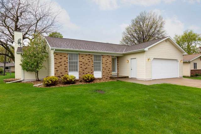 1015 Pleasant Dr., Parkersburg, IA 50665 (MLS #20205935) :: Amy Wienands Real Estate