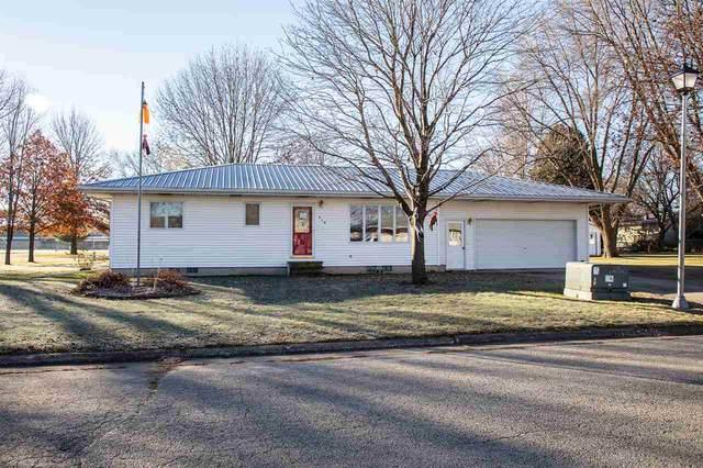318 E Ilgenfritz Avenue, Clarksville, IA 50619 (MLS #20205952) :: Amy Wienands Real Estate