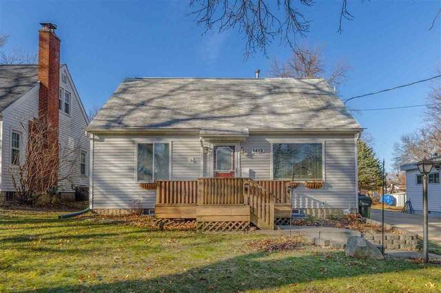 1412 Baltimore Street, Waterloo, IA 50702 (MLS #20205969) :: Amy Wienands Real Estate