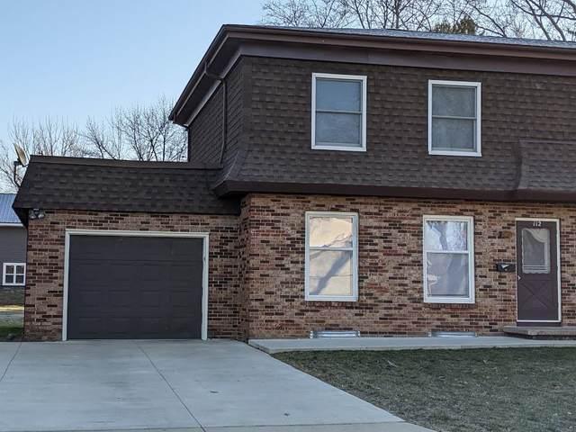 112 S Sherman Avenue, New Hampton, IA 50659 (MLS #20205980) :: Amy Wienands Real Estate