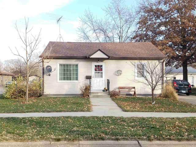806 Pine Street, Laporte City, IA 50651 (MLS #20206039) :: Amy Wienands Real Estate