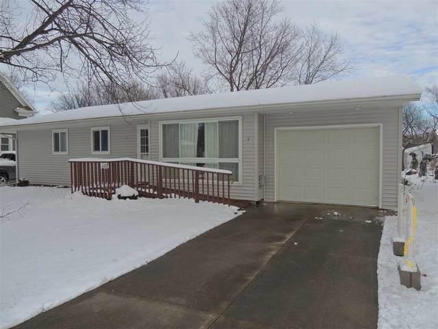 109 N Washington Street, Hudson, IA 50643 (MLS #20206086) :: Amy Wienands Real Estate