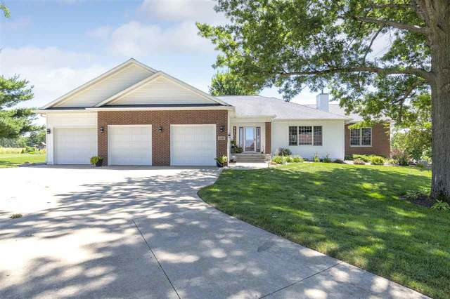 4525 William Drive, Waterloo, IA 50701 (MLS #20206088) :: Amy Wienands Real Estate