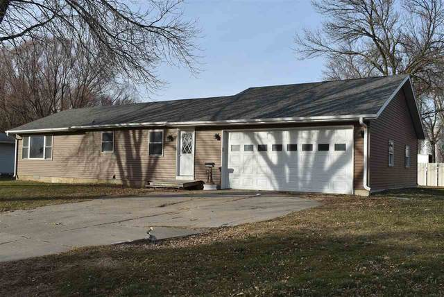 109 W Main Street, Osage, IA 50461 (MLS #20206096) :: Amy Wienands Real Estate
