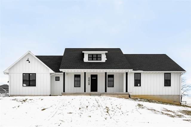 2428 Richard Road, Cedar Falls, IA 50613 (MLS #20206131) :: Amy Wienands Real Estate