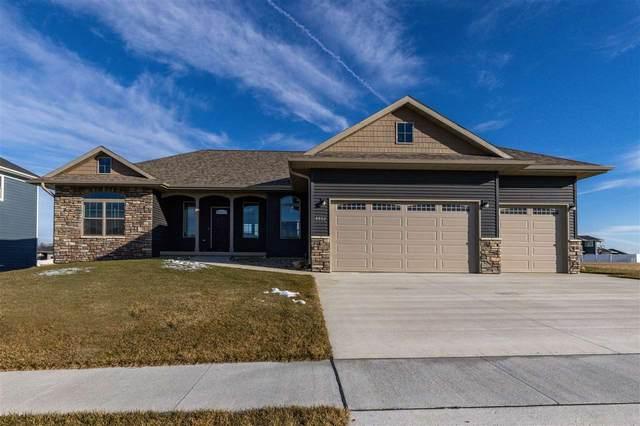 4802 Prairie Dock Road, Cedar Falls, IA 50613 (MLS #20206198) :: Amy Wienands Real Estate