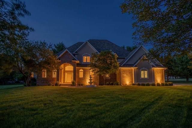 9055 Beaver Meadows Lane, Cedar Falls, IA 50613 (MLS #20206216) :: Amy Wienands Real Estate