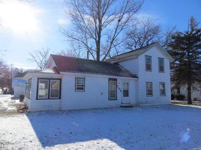 705 Parriott St, Aplington, IA 50604 (MLS #20206222) :: Amy Wienands Real Estate