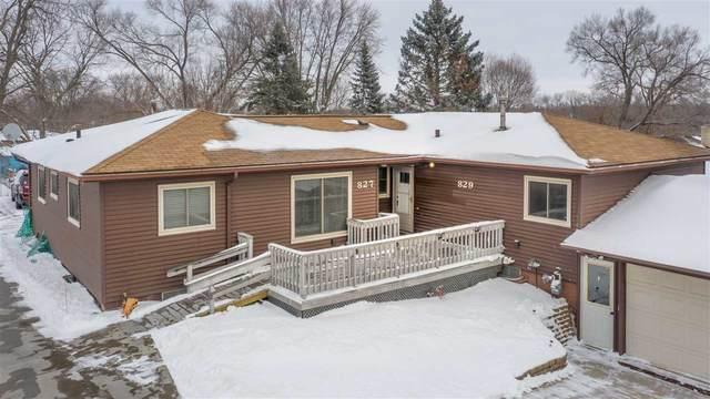 827-829 E Ridgeway Avenue, Waterloo, IA 50702 (MLS #20210030) :: Amy Wienands Real Estate