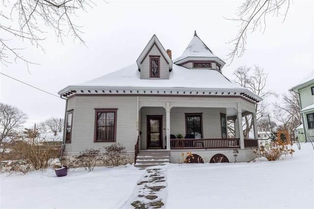1004 Tremont Street, Cedar Falls, IA 50613 (MLS #20210042) :: Amy Wienands Real Estate