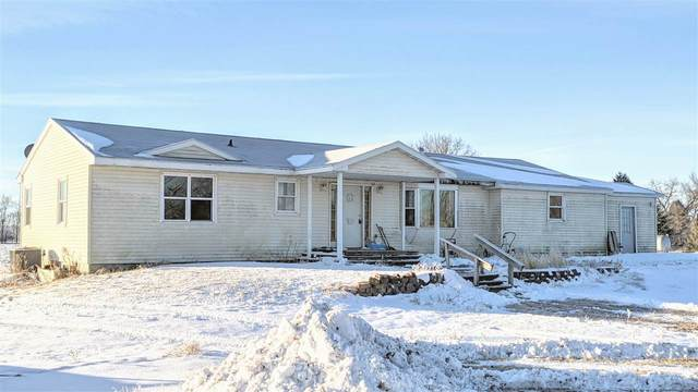 29522 Union Avenue, New Hartford, IA 50660 (MLS #20210114) :: Amy Wienands Real Estate
