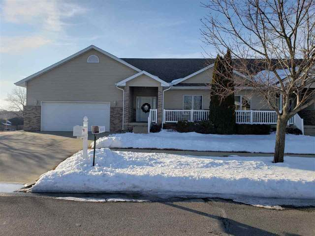 1236 Hummingbird Circle, Waterloo, IA 50702 (MLS #20210132) :: Amy Wienands Real Estate