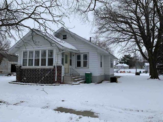 107 1st ST N Address Not Published, Hazleton, IA 50641 (MLS #20210133) :: Amy Wienands Real Estate