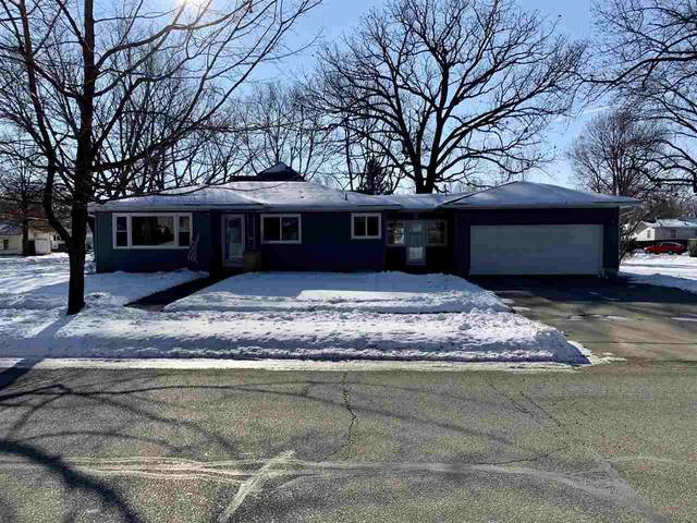 407 Bishop Ave, Laporte City, IA 50651 (MLS #20210139) :: Amy Wienands Real Estate