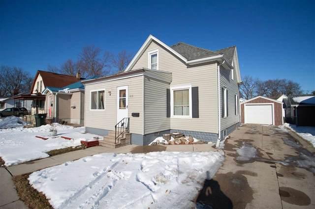 819 Bertch Avenue, Waterloo, IA 50702 (MLS #20210147) :: Amy Wienands Real Estate