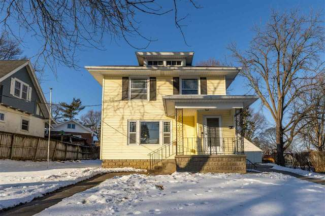 906 Clough Street, Waterloo, IA 50701 (MLS #20210150) :: Amy Wienands Real Estate