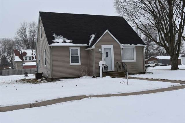 402 Maple Street, Osage, IA 50461 (MLS #20210155) :: Amy Wienands Real Estate