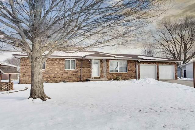 726 Malone Avenue, Readlyn, IA 50668 (MLS #20210170) :: Amy Wienands Real Estate