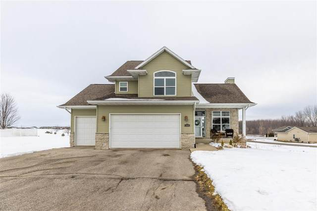 5508 Summerland Drive, Waterloo, IA 50701 (MLS #20210173) :: Amy Wienands Real Estate