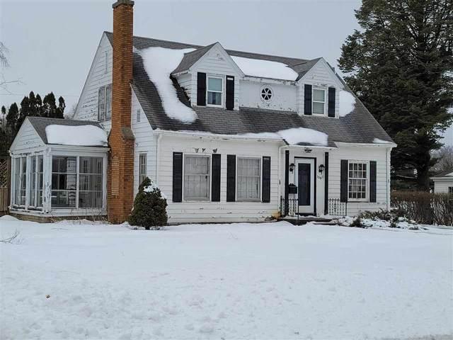 158 Woodstock Road, Waterloo, IA 50701 (MLS #20210181) :: Amy Wienands Real Estate