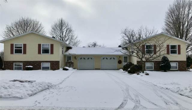 504 & 508 W Garfield Street, New Hampton, IA 50659 (MLS #20210193) :: Amy Wienands Real Estate
