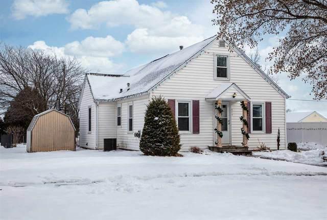 614 Maple Street, Allison, IA 50602 (MLS #20210195) :: Amy Wienands Real Estate