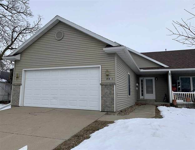 414 1st Street, Traer, IA 50675 (MLS #20210274) :: Amy Wienands Real Estate