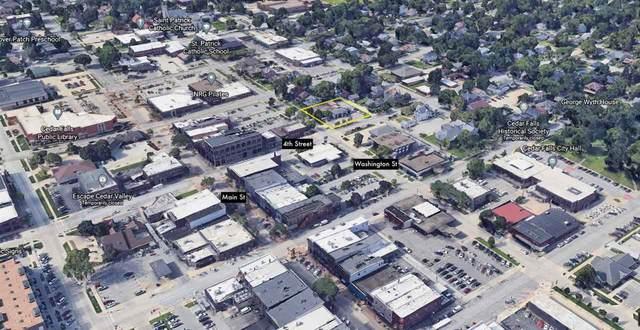 403 Washington Street, Cedar Falls, IA 50613 (MLS #20210292) :: Amy Wienands Real Estate