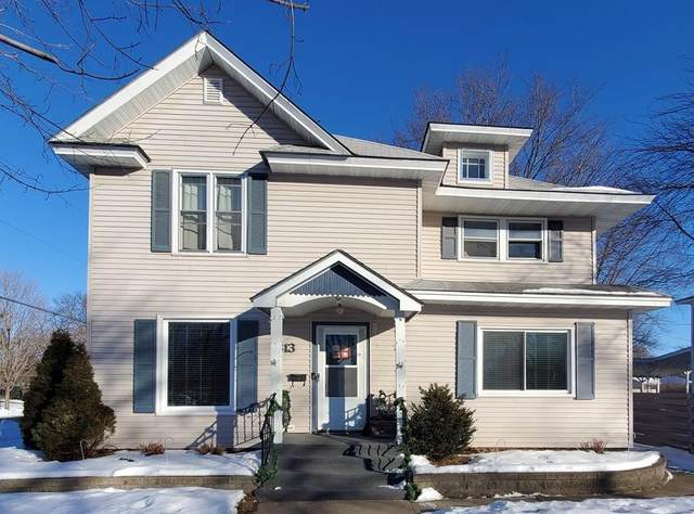 313 Potter Street, Manchester, IA 52057 (MLS #20210310) :: Amy Wienands Real Estate
