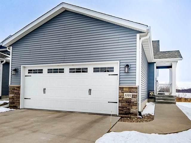 1101 Loren Drive, Cedar Falls, IA 50613 (MLS #20210313) :: Amy Wienands Real Estate