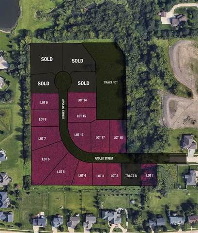 Pheasant Hollow Lot 4, Cedar Falls, IA 50613 (MLS #20210369) :: Amy Wienands Real Estate