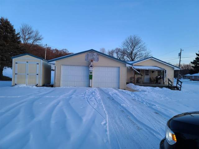 409 S Carlton Street, Clermont, IA 52135 (MLS #20210405) :: Amy Wienands Real Estate