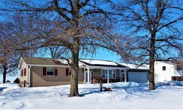 507 Malone Avenue, Readlyn, IA 50668 (MLS #20210684) :: Amy Wienands Real Estate