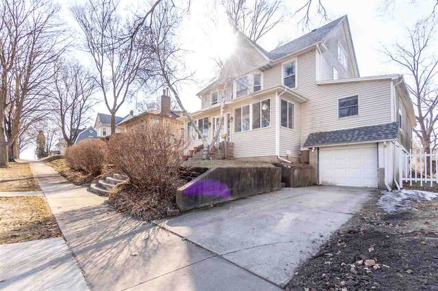 2225 Iowa Street, Cedar Falls, IA 50613 (MLS #20210892) :: Amy Wienands Real Estate