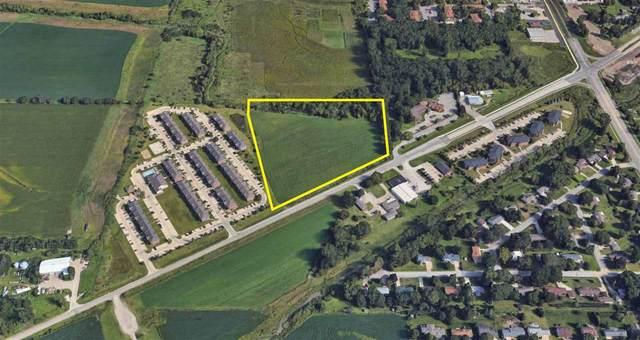 +/- 10 Acres University Avenue, Cedar Falls, IA 50613 (MLS #20211073) :: Amy Wienands Real Estate
