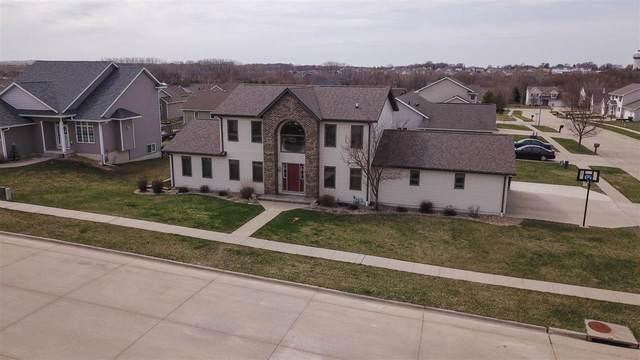 4823 Kylie Ct, Cedar Falls, IA 50613 (MLS #20211162) :: Amy Wienands Real Estate